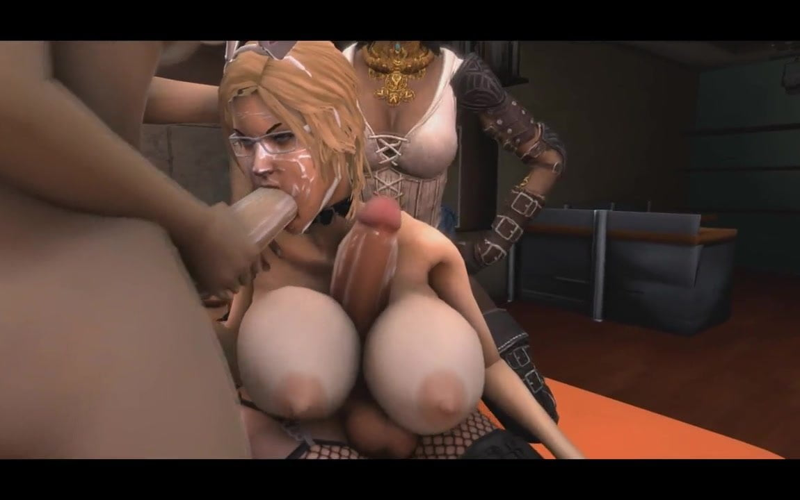 3d Shemale Monster Fuck Girl