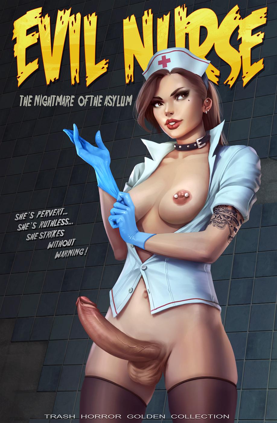 futanari hentai nurse